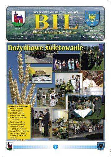 Nr 8/2006 - Lędziny, Urząd Miasta