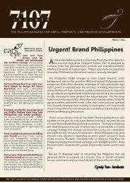 Urgent! Brand Philippines - TAJARA Leisure & Hospitality Group, Inc.