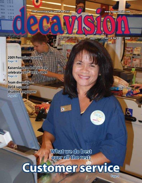 Customer Service Commissaries Com