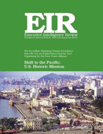 EIROnline - Executive Intelligence Review