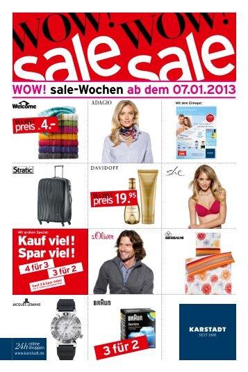 download PDF - Karstadt