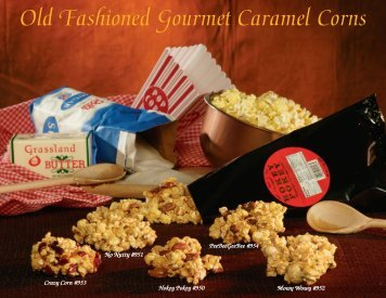 Old Fashioned Gourmet Caramel Corns