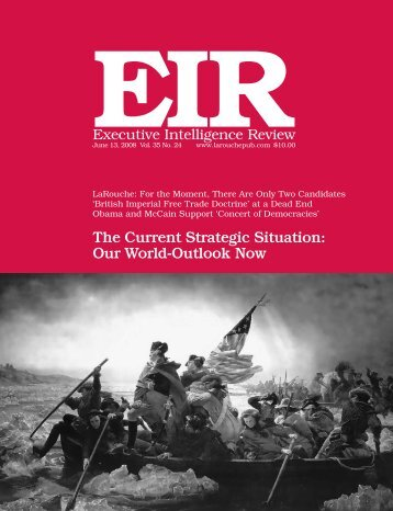 EIROnline - Executive Intelligence Review