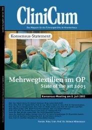 Konsensus-Statement - Medizin Akademie