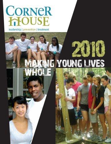 annual report - Corner House