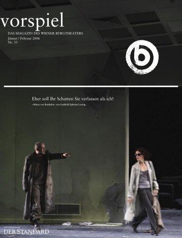 vorspiel - Burgtheater