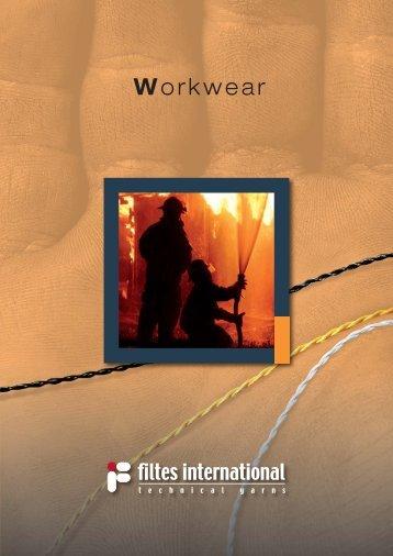 Workwear - Filtes International