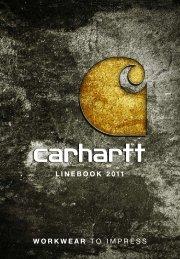 WORKWEAR TO IMPRESS LINEBOOK 2011 - Moontex