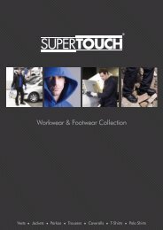 Workwear & Footwear Collection - Download - Supertouch