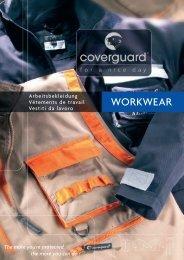 WORKWEAR - Profi-Arbeitskleidung