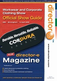Official Show Guide - director-e