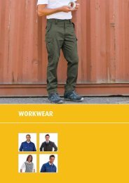 Workwear Catalogue - Paris Embroidery