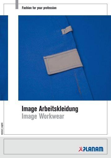 Image Arbeitskleidung Image Workwear