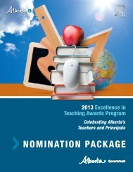 nomination package - english