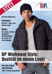 BP Workwear Style - Deratex