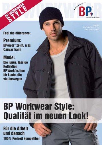 BP Workwear Style - Deratex