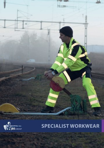 SpecialiSt WORKWeaR - JBS Group