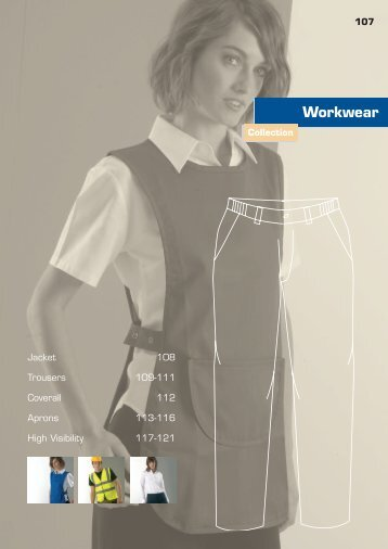 Workwear Trousers - Value-Sign