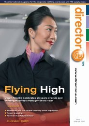 Flying High - director-e