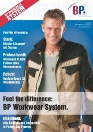 BP Workwear System. - Olympus Zwolle