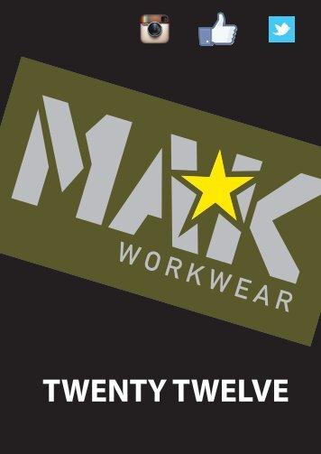 Mak Work Wear | Reece Plumbing