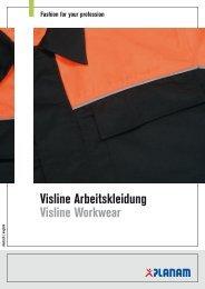 Visline Arbeitskleidung Visline Workwear - Planam