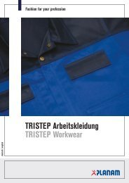 TRISTEP Arbeitskleidung TRISTEP Workwear