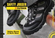 Safety Shoes & Work Wear - Patrick Safety Jogger