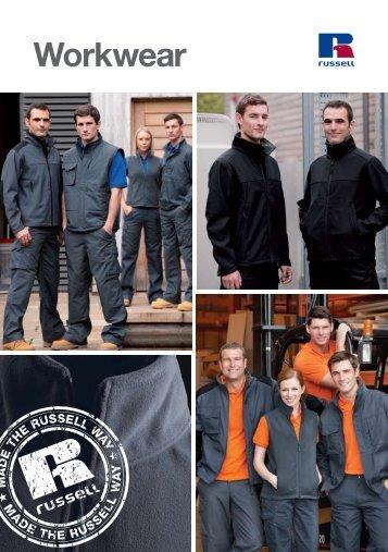 Russell Workwear - Shirts2Enjoy