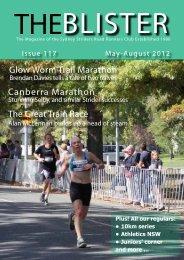 Canberra Marathon The Great Train Race Glow Worm Trail Marathon