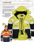Hi-Visibility Rainwear Workwear Footwear PPE & Gloves ... - Portwest - Page 6