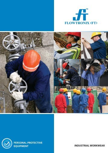 personal protective equipment industrial workwear - FLOWTRONIX