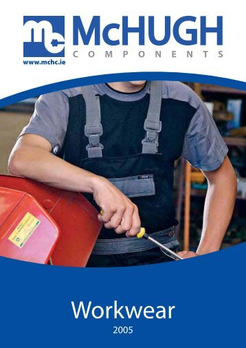 Workwear Catalogue 2005
