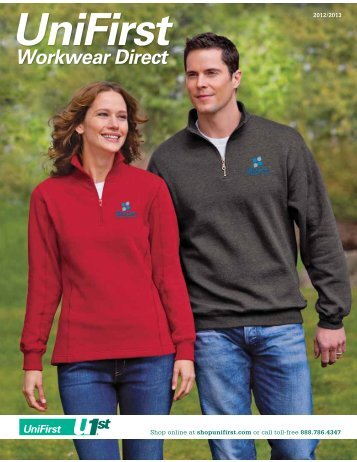 Download Workwear Direct Catalog - UniFirst