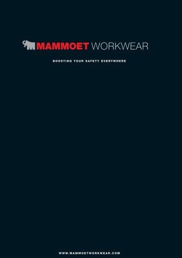 Mammoet Workwear > Mammoet Workwear