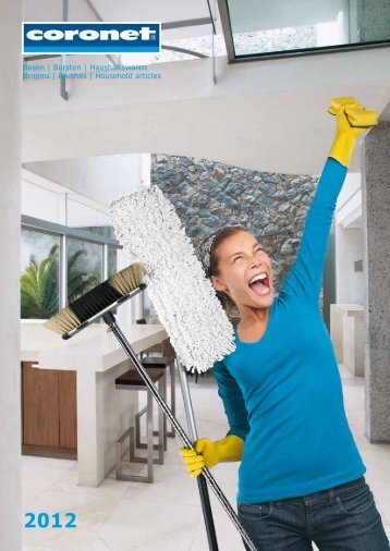 Besen | Bürsten | Haushaltswaren Brooms | Brushes ... - Noelle Group