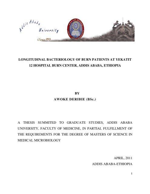 AWOKE DERIBIE pdf - Addis Ababa University