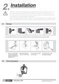 GEBRAUCHS- ANWEISUNG Eolis Sensor RTS - Somfy - Seite 2