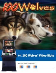 100 Wolves™ Video Slots - IGT.com
