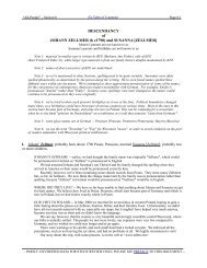 DESCENDANCY of JOHANN ZELLMER - Edler Family Website