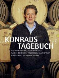 Konrads Tagebuch - WEINGUT SALWEY