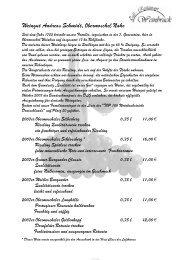 Weingut Andreas Schmidt, Obermoschel Nahe