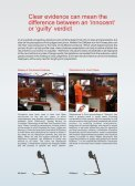 The application of WolfVision Visualizers in courtrooms and the ... - Page 3