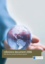 2006 Registration document - Euler Hermes