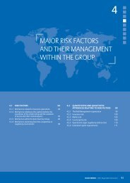 major risk factors and their management within the ... - Euler Hermes