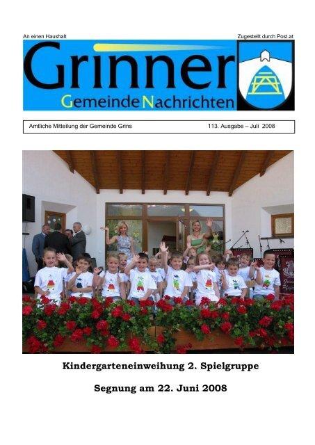 827 KB - Grins - Land Tirol