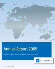2009 Registration document - Euler Hermes