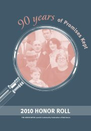 2010HONOR ROLL - The Associated