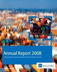 Annual Report 2008 - Euler Hermes