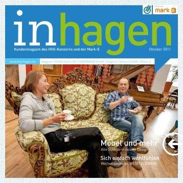 Möbel und mehr - Hagener Straßenbahn AG
